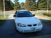 2002 PONTIAC GRAND AM SE 4DR $ 3700 BO