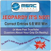 Win USD 25 on Cars Based Contest at MSRC Global