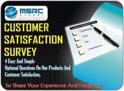 Online MSRC Global Customer Satisfaction Survey