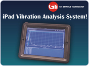 iPad Vibration Analysis System!