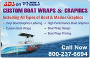 Wrap your Boat & Advertise with a New Look