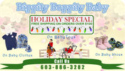Holiday Special Offer on Bippity Boppity Baby