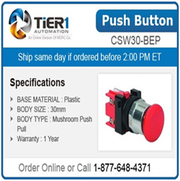 Get 5% Off On Push Button