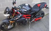 2007 Benelli TNT Sport with 1130cc engine. only 7091 miles.