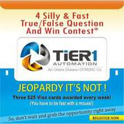 Win USD 25 on Reality Shows Contest