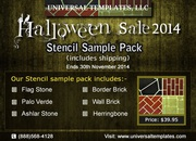 A Spooktacular Halloween Sale at Universal Templates LLC