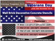 Celebrating Veterans Day With Universal Templates LLC