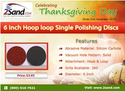Celebrate Thanksgiving Day till end of Dec 2014 at 2Sand.com