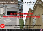 Black Friday Special at UniversalTemplates.com
