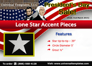 Celebrating Presidents Day With Universal Templates LLC