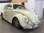 1962 Volkswagen Beetle - Classic Rag Top