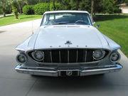 1962 Dodge Polara 500 model