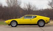 1972 De Tomaso 35, 532 Miles