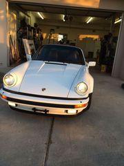 1986 Porsche 911 CABRIOLET M491