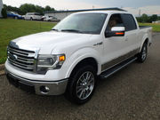 2014 Ford F-150Lariat Crew Cab Pickup 4-Door