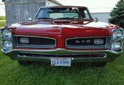 1966 Pontiac GTO 94988 miles