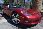2007 Chevrolet Corvette CONVERTIBLE-EDITION