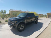 2013 Ford F-150SVT Raptor Crew Cab Pickup 4-Door