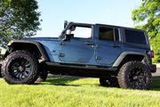 2008 Jeep Wrangler 2008 JEEP UNLIMITED X JKU LIFTED 35X20