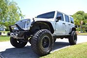 2012 Jeep WranglerUnlimited Rubicon Sport Utility 4-Door