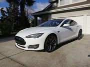 2012 Tesla Model S P85 Performance