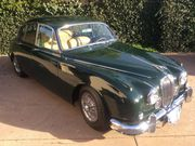 1962 Jaguar MK2 3.8 manual  Chrome