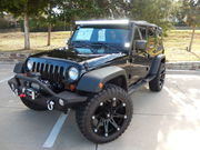 2012 Jeep Wrangler Unlimited Sport Utility 4-Door