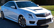 2016 Cadillac ATS V Coupe 2-Door